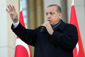 Turki Tuding Perusahaan Jerman Dukung Gerakan Teror