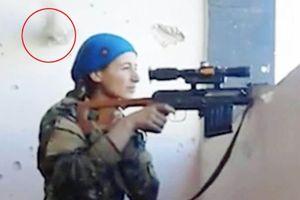 Nyaris Tewas Ditembak ISIS, 'Sniper' Perempuan Kurdi Hanya Tertawa