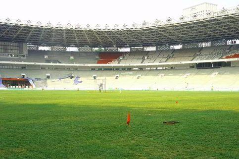 Mengintip Wajah Baru 'Venue' dan Stadion Utama GBK Senayan