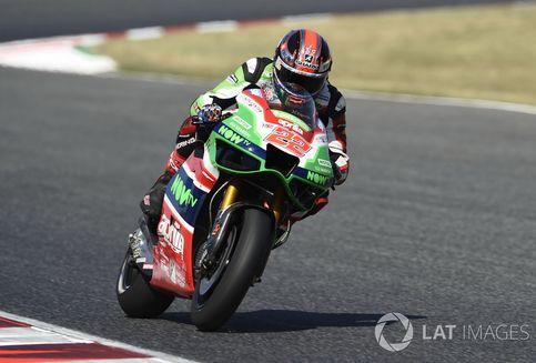 Sam Lowes Terancam 'Ditendang' Aprilia MotoGP
