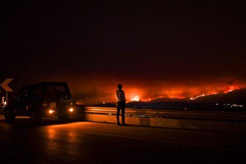 Sudah 62 Orang Tewas, Kebakaran Masih Sulit Dikendalikan