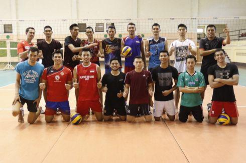 16 Negara Ikuti Kejuaraan Bola Voli Asia Putra di Gresik