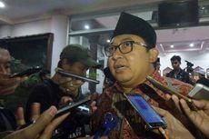 Fadli Zon Anggap MK Dimasuki Kepentingan Politik bila Tak Hapus 'Presidential Threshold'