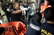 39 Jenazah Korban Ledakan Gudang Mercon Tiba di RS Polri