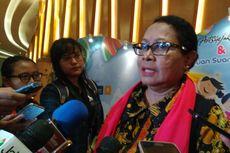 Nonton Operet, Menteri Yohana Puji Penampilan Anak-anak Rusun