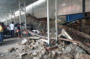 Ini Penyebab Robohnya Tembok di Mapolda Metro Jaya