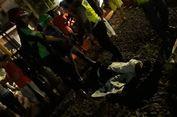 Warga Kota Semarang Tewas Tertabrak Kereta Api Rangga Jati di Solo