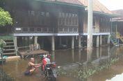 Jelang Malam Pergantian Tahun, Puluhan Rumah di Ogan Ilir Terendam Banjir
