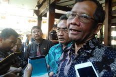 Mahfud MD: Jangan Ada Kekerasan Saat Aksi Bela Rohingya