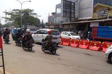 Pengendara Bingung Gara-gara Jalan Dewi Sartika Jadi Satu Arah