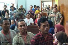 Sidang Tipiring di PN Jaksel, 101 PKL Didenda hingga Rp 200 Ribu
