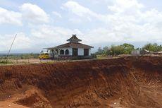 Sekeliling Sudah Rata, Sebuah Masjid Masih Berdiri di Tengah Proyek Jalan Tol Semarang-Solo