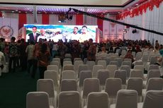 Pidato di Hadapan Jokowi, Ketua DPD Minta Gedung Baru