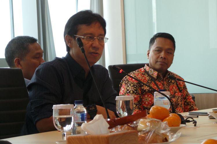 Direktur Utama PT Indonesia Asahan Aluminium (Inalum) Budi Gunadi Sadikin