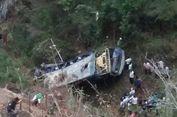 Bus Masuk ke Jurang, 17 Peziarah Tewas dan 31 Luka-luka