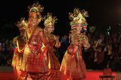 Kemeriahan dan Keunikan Pembukaan Festival Sriwijaya 2017