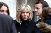 Kisah Mantan Guru Macron yang Kini Jadi Ibu Negara Perancis