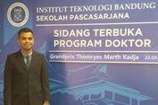 Berusia 24 Tahun, Sarjana ITB Pecahkan Rekor Doktor Termuda Indonesia