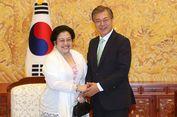 Upaya Reunifikasi, Megawati Diminta Jadi Utusan Korsel ke Korea Utara