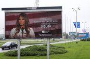 Melania Trump Minta Fotonya di Reklame Kursus Bahasa Inggris Dicabut