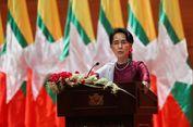 Kota Oxford Cabut Gelar Kehormatan untuk Aung San Suu Kyi