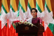 Satu Lagi Penghargaan untuk Aung San Suu Kyi Dicabut