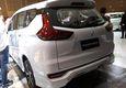 Tampang belakang, Mitsubishi Expander dengan body kit.