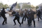 Pilpres Perancis Rusuh, Macron dan Le Pen Unggul Sementara