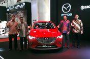 IIMS Perdana, Mazda Eurokars Andalkan CX-3