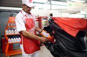 Pelumas Motor Honda Kini Punya Formula Baru