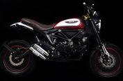 Scrambler Ducati 'Jadi-jadian' dari China