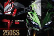"""Silent Attack"" Ninja 250 Intai CBR250RR"