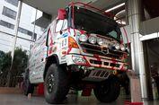 Truk Hino Juara Dakar Rally Sampai di Indonesia