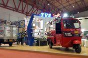 Kargo Roda Tiga, Siasat Baru TVS Bisnis di Indonesia