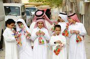 Apa yang Dilakukan Warga di Arab Saudi di Hari Pertama Idul Fitri?