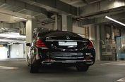 Cara Unik Mercedes-Benz Tunjukkan Teknologi Swakemudi