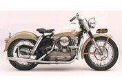 Enam Dekade Harley-Davidson Sportster