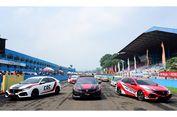 Tugas Baru Honda Civic Turbo di Sirkuit