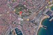 KA Terempas di Stasiun di Barcelona, Belasan Orang Jadi Korban