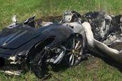 Satu Jam Setelah Dibeli, Ferrari Rp 3,4 Miliar Hancur dalam Kecelakaan