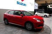 """Jualan di Pameran, Suzuki Mobil dan Motor """"Senyum Manis"""""""