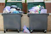 Sepasang Potongan Kaki Perempuan Ditemukan di Tong Sampah