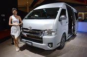 Toyota Hiace Versi Lebih Mewah dan Nyaman