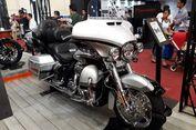 """Motor-motor Termahal """"Penggoda Iman"""" di Lantai Pameran"""