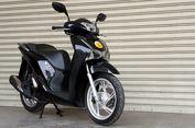 Cicipi Skutik Honda 150 Cc Rp 44,9 Juta