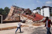 21 Anak SD Tewas Saat Gedung Sekolah Runtuh Diguncang Gempa