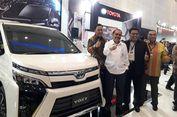 Toyota Voxy Jadi Ikon Penggoda Orang Jatim