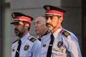 Jadi Tersangka, Kepala Polisi Catalonia Muncul dalam Sidang di Madrid