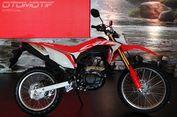 Honda CRF150L Jadi Rebutan di Jawa Timur