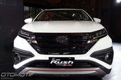Toyota Berharap Rush Baru Dapat 5 Bintang Uji Tabrak